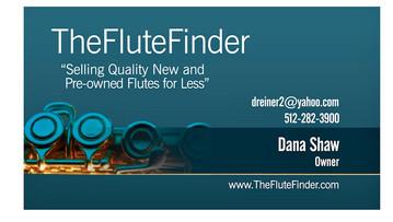 The Flute Finder