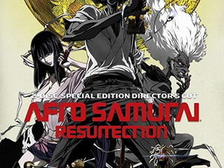 Afro Samurai Resurrection Directors Cut