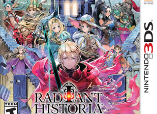 Radiant Historia Perfect Chronlogy