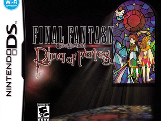 Final Fantasy Crystal Chronicles Rings Of Fate