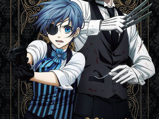 Black Butler Book Of The Atlantic