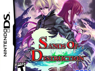 Sands Of Destruction