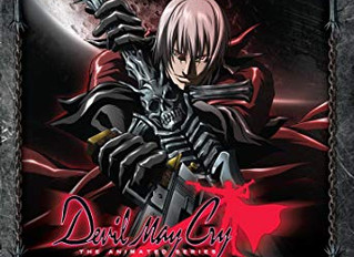 Devil May Cry The Animated Series