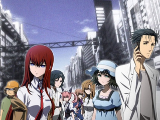 Steins Gate the anime