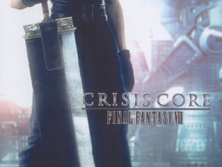Crisis Core Final Fantasy 7