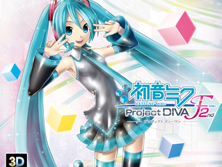 Hatsune Miku Project Diva 2nd F