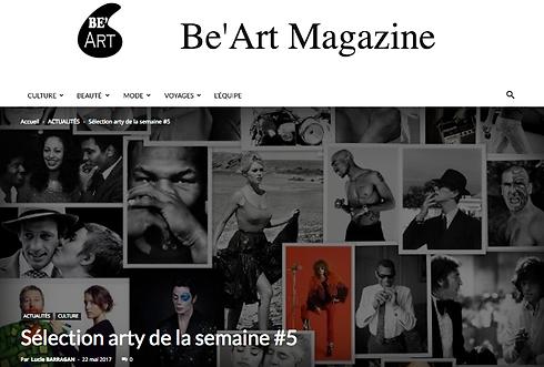 be'Art_Magazine