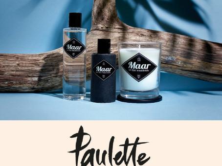 """""""Un Été Inoubliable"""" dans Paulette Magazine. Approchez votre nez, vous entendrez la mer."""