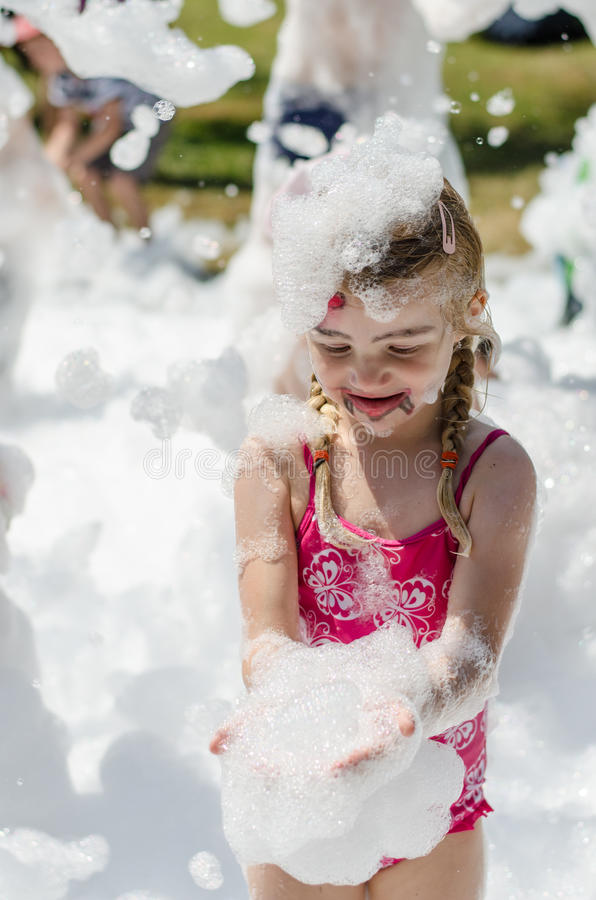 Edmonton Foam Party