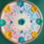 Magnetic mandalas created in our Tween M