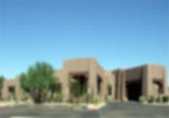 Messinger Pinnacle Peak Mortuary Exterior Scottsdale Arizona