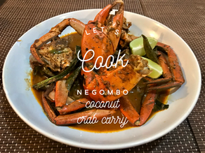 Negombo Coconut Crab Curry - Spice Voyager Recipe #3