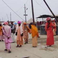 The Maha Kumbh Mela, Allahabad