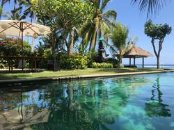 Villa Nilaya's 14 x 4 m pool Villa Nilaya Bali Near Candi Dasa
