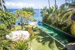 Absolute beachfront, absolute perfection Villa Nilaya Bali Near Candi Dasa
