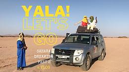 YALA!  Sahara with the 3 Mohammeds