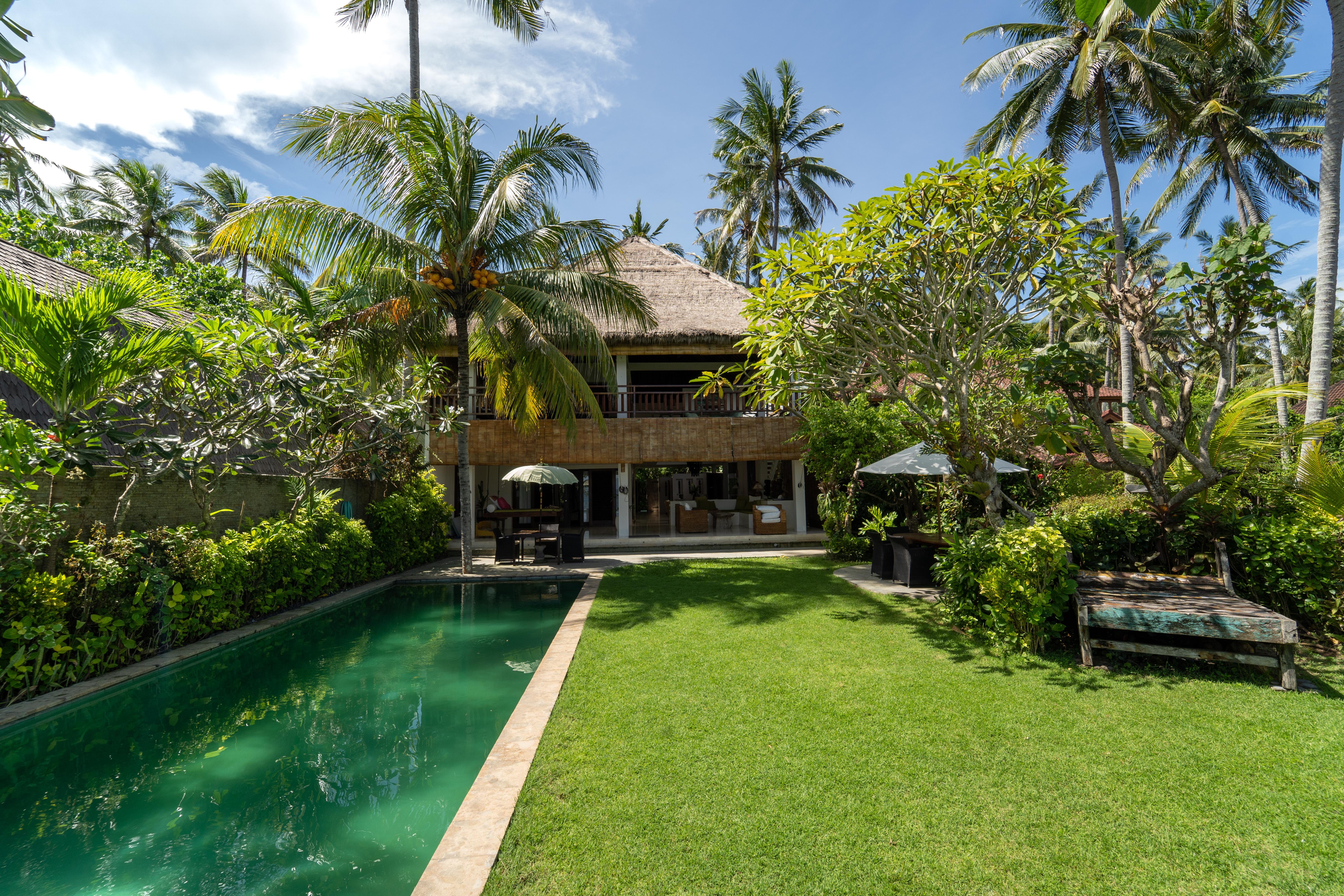 VILLA NILAYA  near Candi Dasa Bali