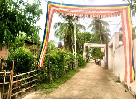 Sri Lanka in Lockdown - a tale of serendipity