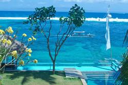 Real colours  Villa Nilaya Bali Near Candi Dasa