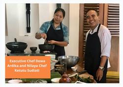 Villa Nilaya Cooking Class