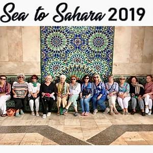 MOROCCO : Sea to Sahara small group tour with Anna