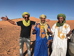 YALA!                             That's 'Let's go' in Arabic - Sahara Dreaming: Part 2