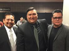Carlos Alvarez y Lupe Guevara BXS