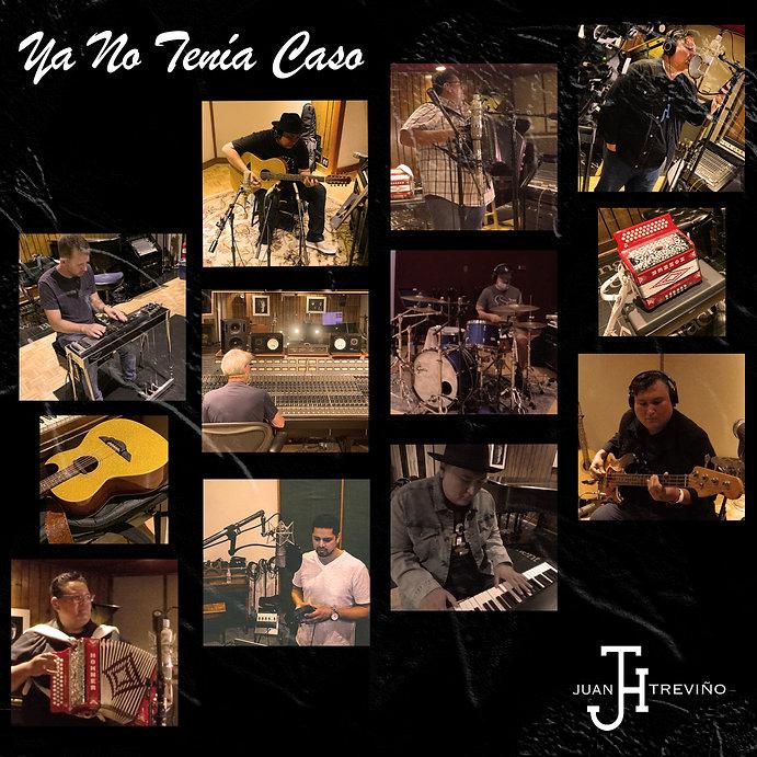(COVER)Juan Treviño - Ya No Tenía Caso.j