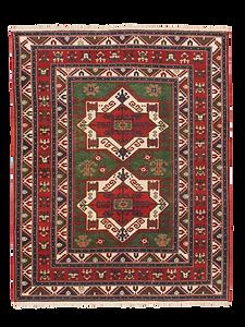 Caucasian Rug Design