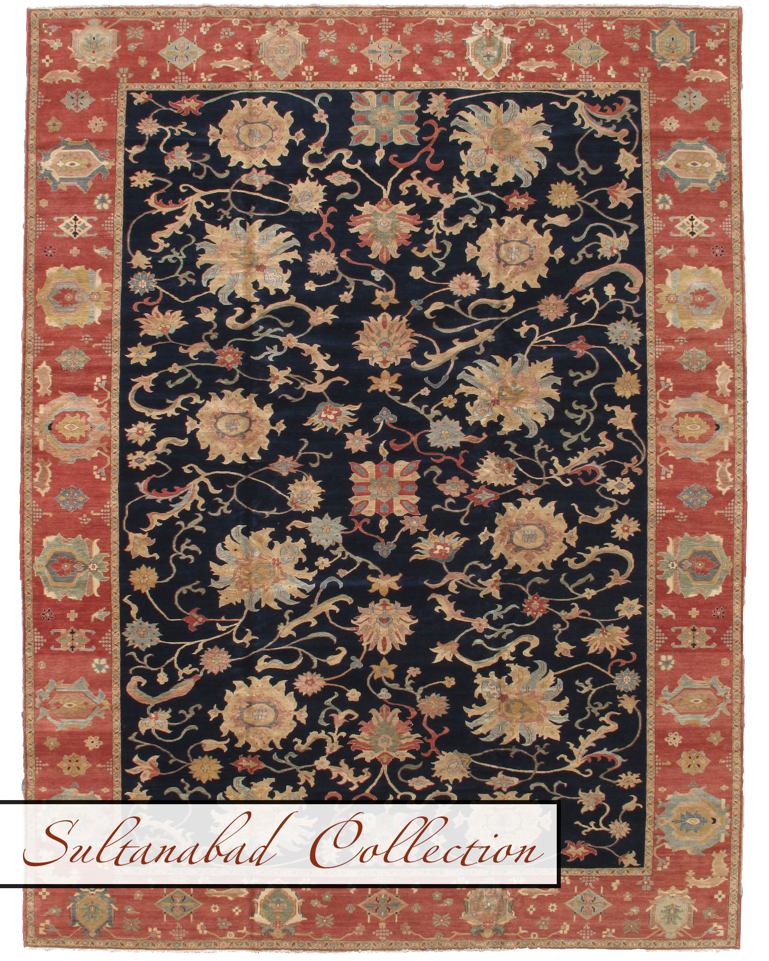 Sultanabad Collection
