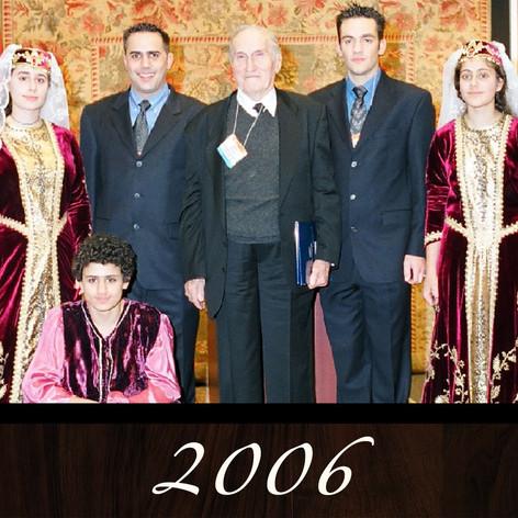 "Introducing the ""Armenian Odyssey"""