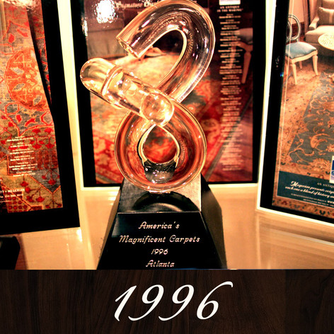 Magnificent Carpets Award - AmericasMart