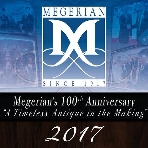 Megerian Celebrates 100 years of Artisanship and Craftsmanship