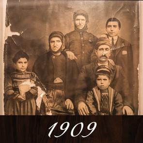 Megerian Family - Armenia