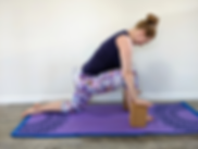 Low Lunge for Pregnancy, Prenatal Yoga, Psoas Muscle Release