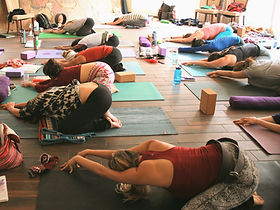 Prenatal Yoga Teacher Training in California