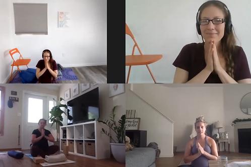Teach Online Prenatal Yoga Mentorship