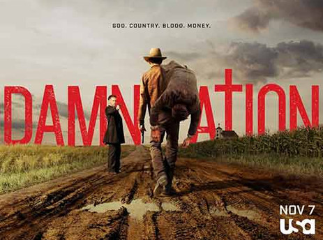 Damnation - God, Country, Blood, Money