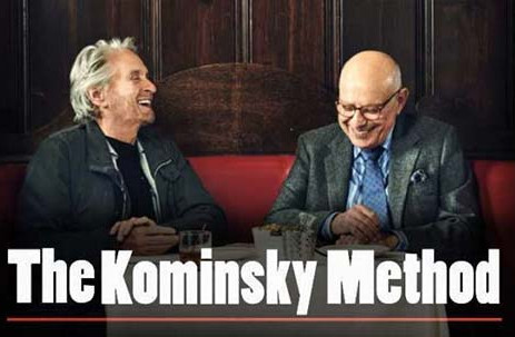 The Kominsky Method - Michael Douglas vs. Alan Arkin sau de ce nu e bine sa pui doua Oscaruri pe ace