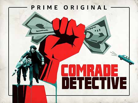 Comrade Detective - Mega caterinca cu Florinel Piersic!