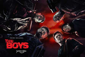 The Boys - In sfarsit, un serial cu tupeu de campion!