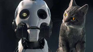 Love, death+robots - Desene animate super mega tari!!