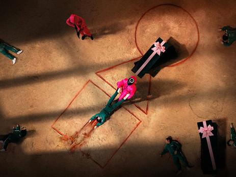 Squid Game  - Unul dintre cele mai bune seriale mystery/drama.