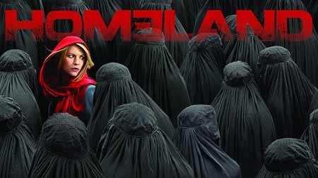 HOMELAND - Reteaua terorii