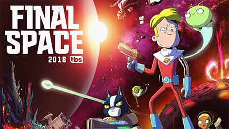 Final Space - Un serial de animatie super mega funny!
