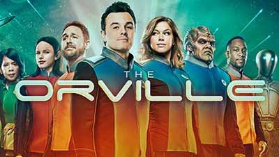 The Orville - Parodie dupa Star Trek!