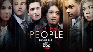 For the People - Un serial cu avocati diferit de ceea ce am vazut pana acum.