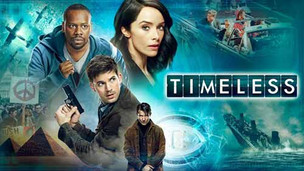 Timeless - Un SF lejer numai bun pentru relaxare!