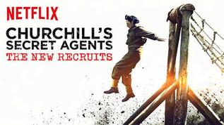 Churchill`s Secret Agents