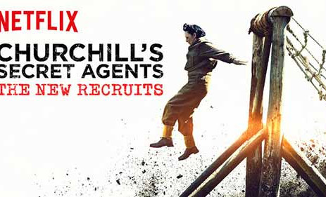 Churchill`s Secret Agents